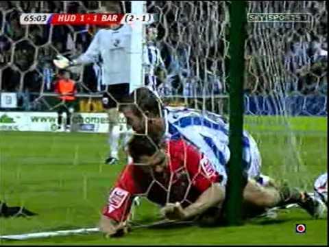 Huddersfield 1-3 Barnsley Play Off Semi Final 2nd Leg Highlights (05/06)