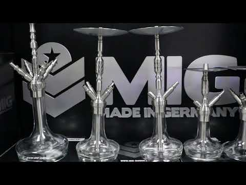 MIG X Series, best MIGs yet, maybe even best hookahs ever