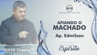 AO VIVO - ENCHEI-VOS DO ESPÍRITO - 19:30