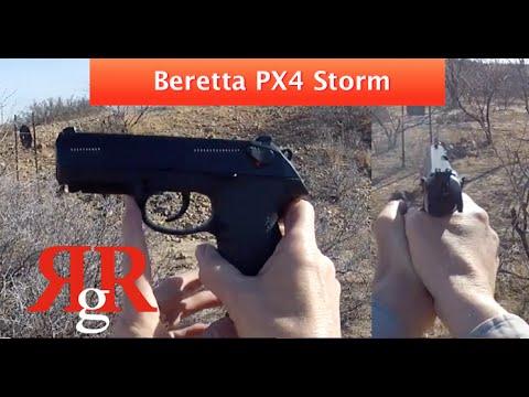 Beretta PX4 Storm Review