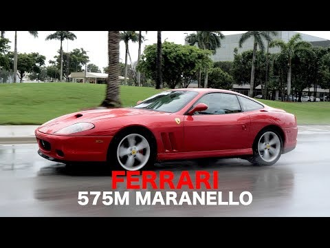 WHY IT'S TIME TO BUY THE 575M MARANELLO