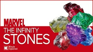 The INFINITY STONES: Part 1 | Overview (MCU)