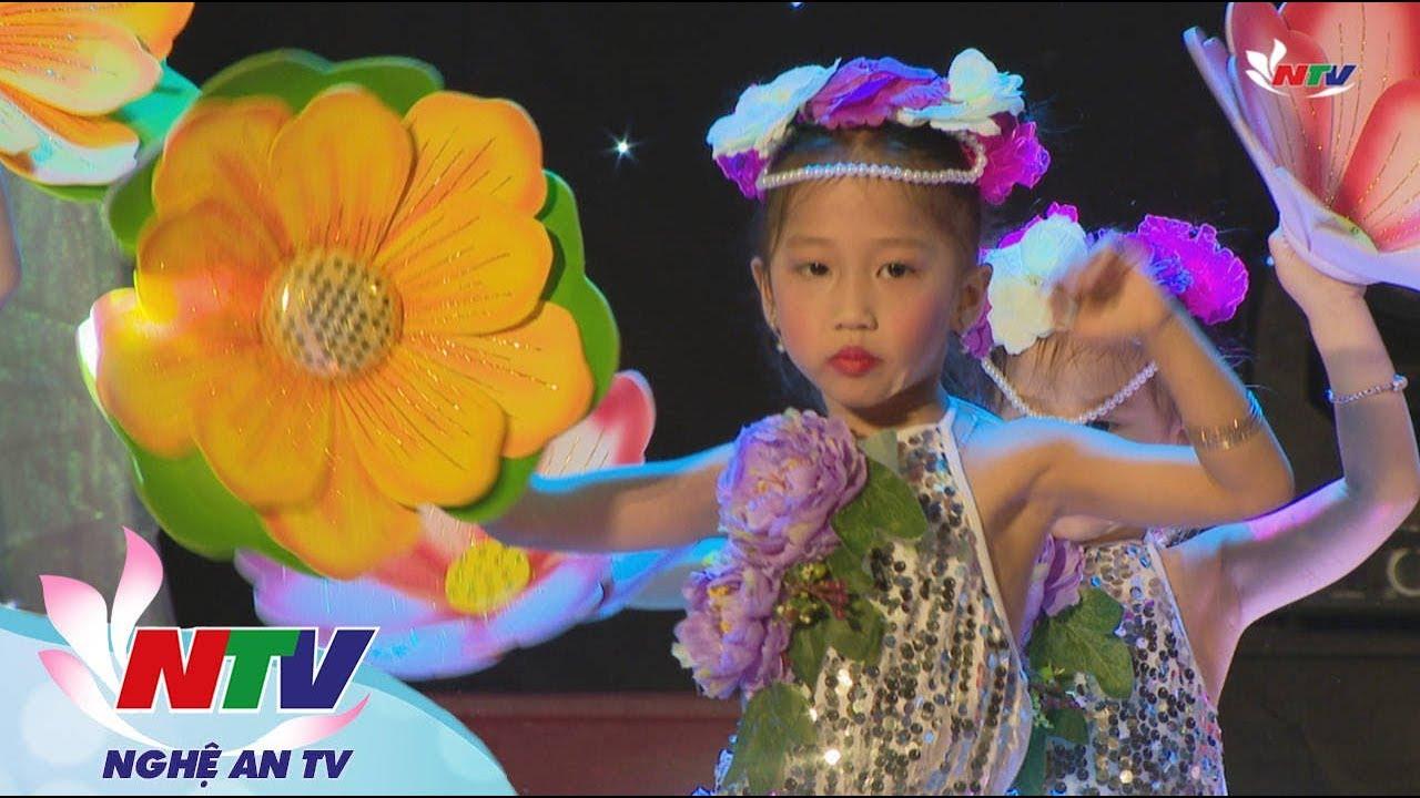 Như hoa mùa xuân ❤ Các cháu Nhà văn hoá thiếu nhi Việt Đức