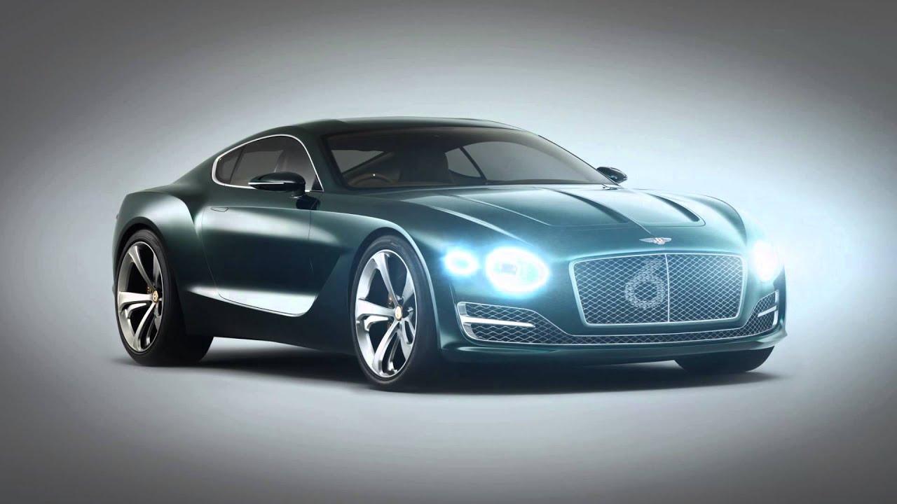 Bentley Fall Wallpaper Introducing The Bentley Exp 10 Speed 6 Concept Youtube