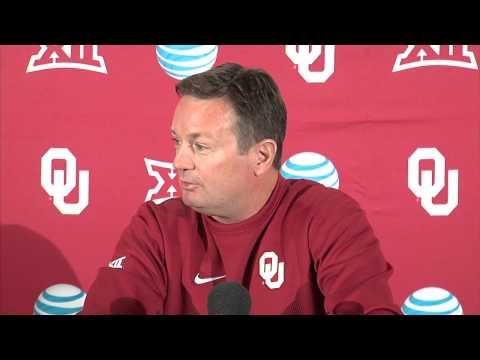 Bob Stoops press conference