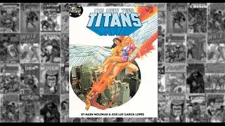 New Teen Titans:  v2 #07,