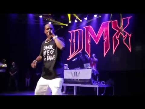 DMX Performing Live At Gas Monkey In Dallas And Afterparty At Black Diamonds Dallas