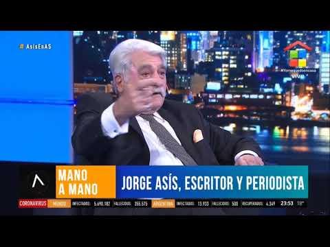 Jorge Asís mano a mano con Novaresio