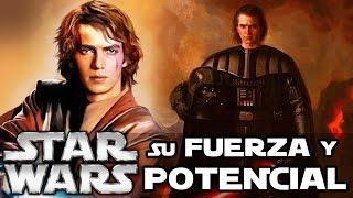 ¿Cuál era el POTENCIAL de ANAKIN y cómo de PODEROSO habría llegado a ser? - Star Wars Explicado