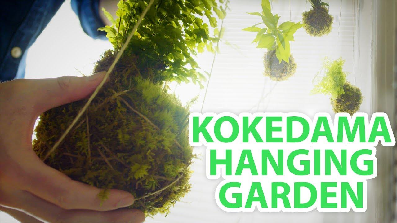 DIY Kokedama String Garden  HGTV Handmade