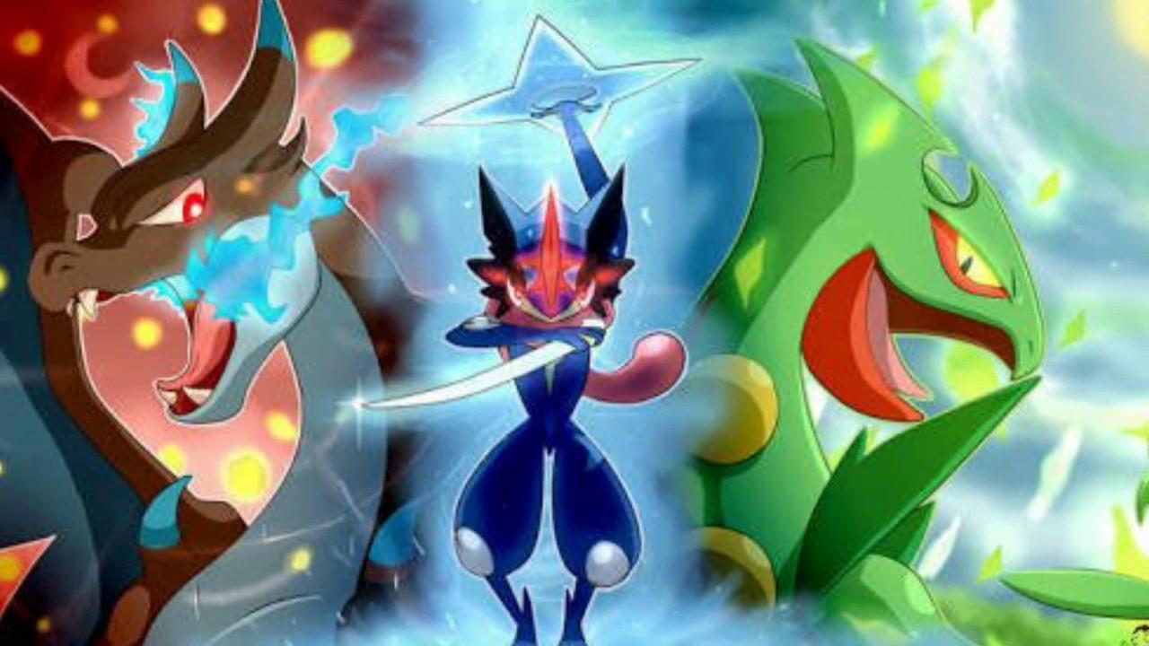 Pokemon (ポケットモンスター) XY&Z Ash greninja/ satoshi gekkouga ...