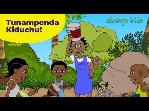 Kiduchu Shupavu ! | Video za Kiduchu kutoka kwa Ubongo Kids