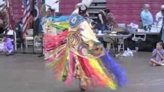 Fancy Shawl Dancers at Oregon Pow Wow