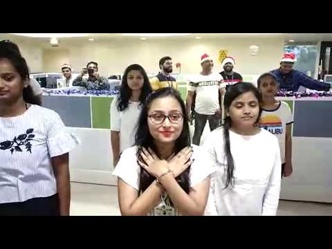 Christmas Celebration-Office-Navi Mumbai- Capgemini-Airoli-Patni