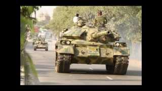 Goodbye T-69 Tanks of Thai Army. さよなら タイ陸軍69式戦車. 再見泰國陸軍69式坦克