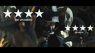 Blade Of The Immortal Original UK Trailer (Takashi Miike, 2017)
