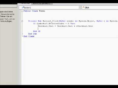 VB.NET Matheprogramm Tutorial - Einfach