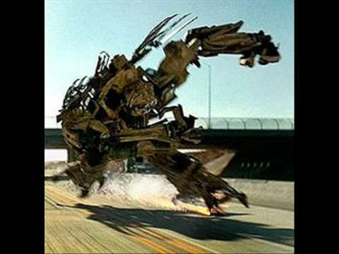 Transformer Characters In Transformers 2007 Youtube