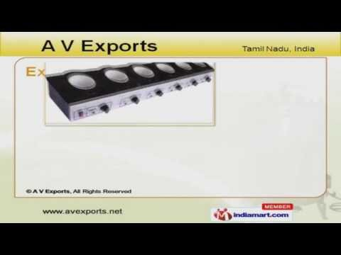 Scientific And Laboratory Equipment By A V Exports, Chennai