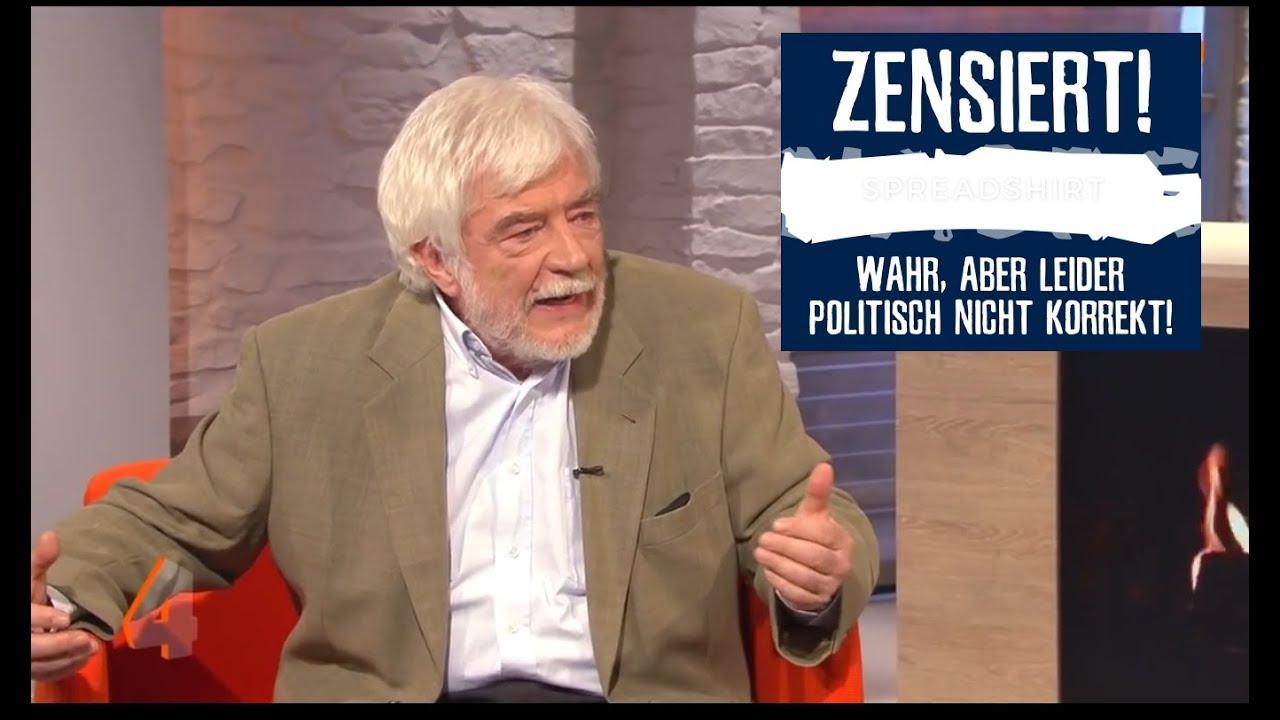 TV-Journalist: So wird Druck ausgeübt um die vorgegebene politische Linie zu halten!