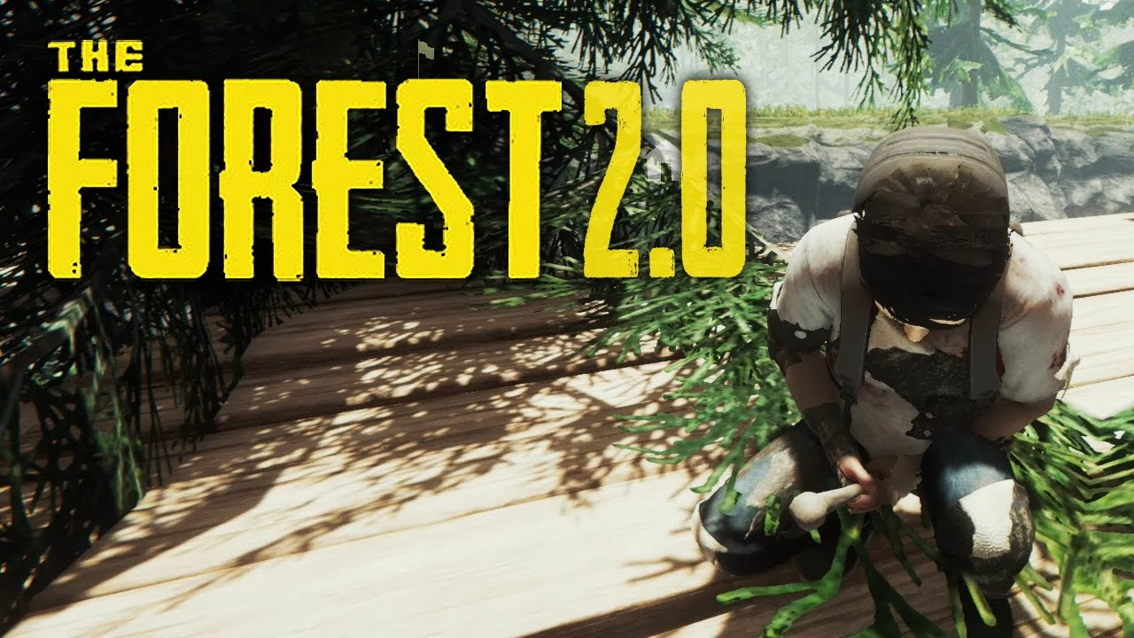 THE FOREST 2.0 #024 - Wichsen im Wald | Lets Play The