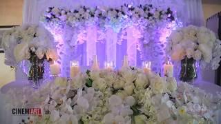 Оформление свадьбы в доме отдыха