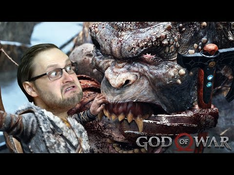 ЭЛЬФИЙСКИЕ РАЗБОРКИ ► God of War #4