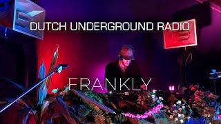 Frankly - Club Nomad - Dutch Underground Radio 2020