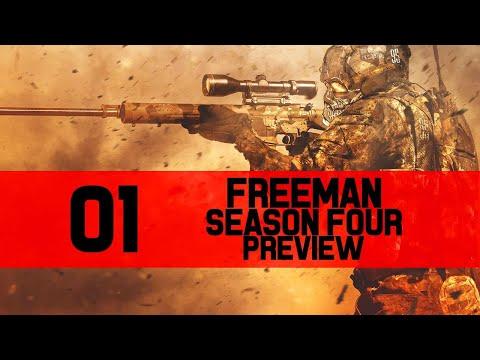 Freeman Guerrilla Warfare Gameplay Part 1 (SEASON FOUR PREVIEW)