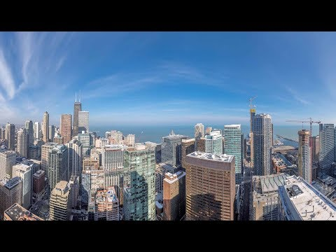 An extraordinary penthouse at Streeterville's new Optima Signature apartments