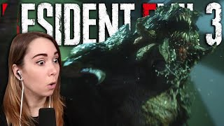 Playing as Carlos - Resident Evil 3 Hardcore [2]