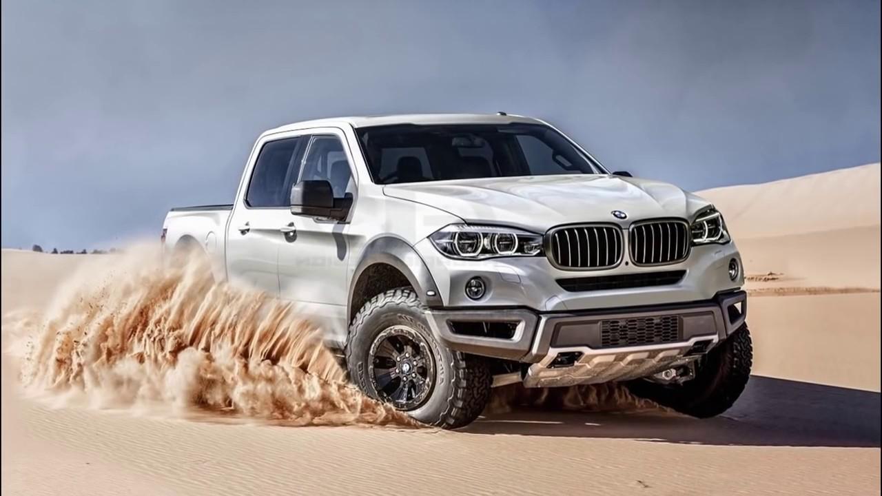 Скандалы: BMW выпустит пикап?