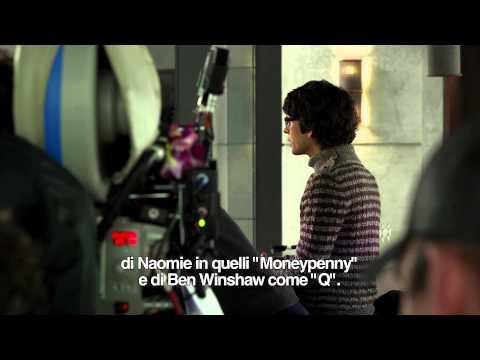 SPECTRE - 007 James Bond - Nuove immagini video dal set 2015