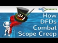 How DFDs Combat Scope Creep and Mitigate Project Risks
