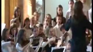 """""""Vois Sur Ton Chemin"""" ( Pan od muzyki ) dyr. M. Podzielny SM I stopień Wrocław"""