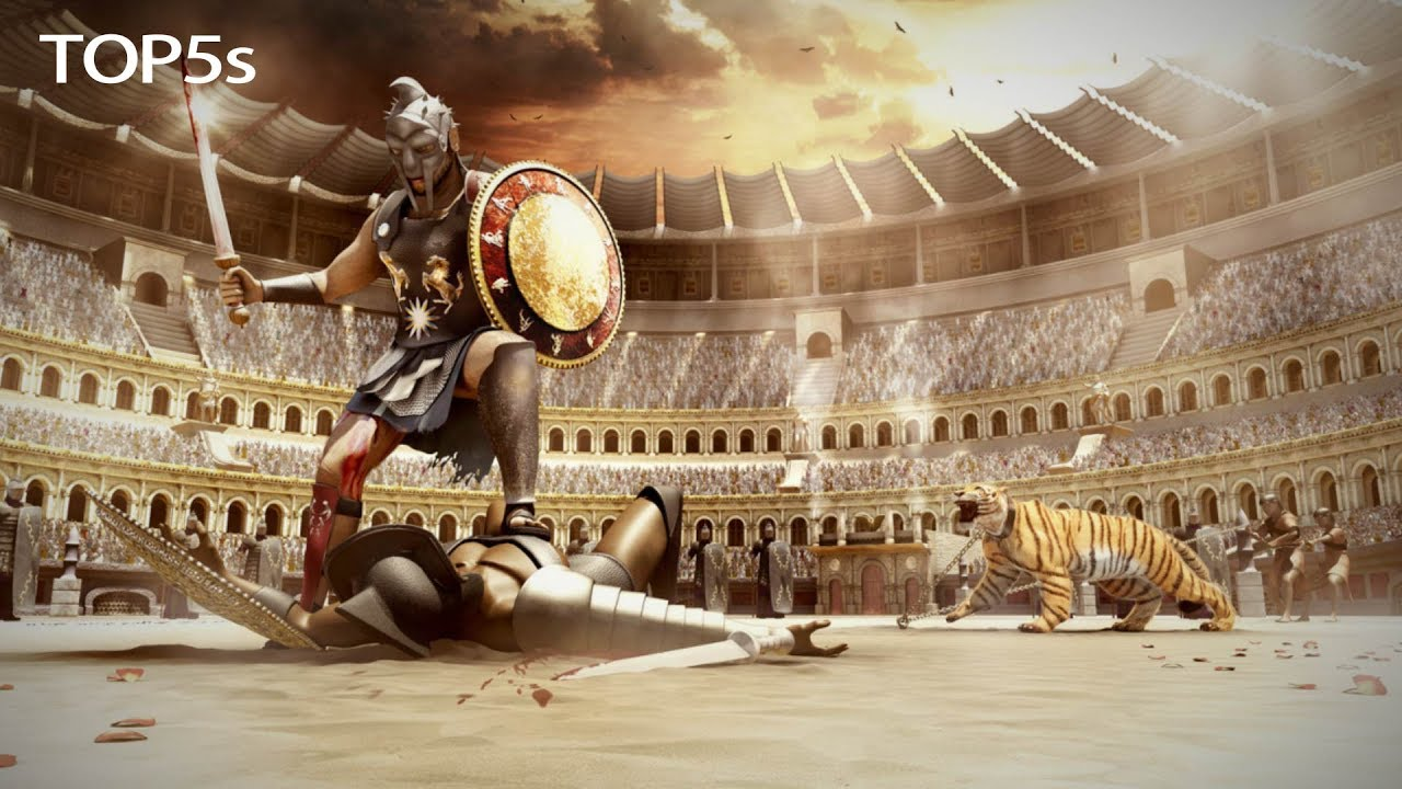 Download 5 Toughest & Most Feared Gladiator Fighters of Ancient Rome...