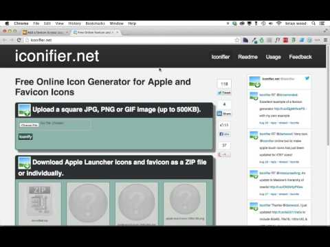 How To Create And Add A Favicon To Your Web Page