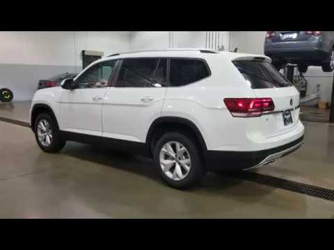 2019 VW Atlas 2.0T SE FWD