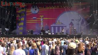 "Joywave - ""Tongues"" (Live at Lollapalooza Berlin - 9/12/15)"