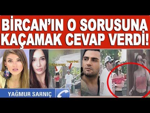 Yağmur Sarnıç Yaşar İpek'le yasak aşk dedikodularına canlı yayında cevap verdi!
