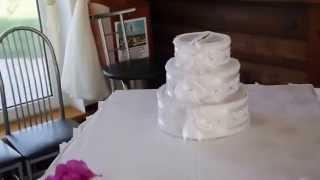 Оформление зала на свадьбу бар Карчма