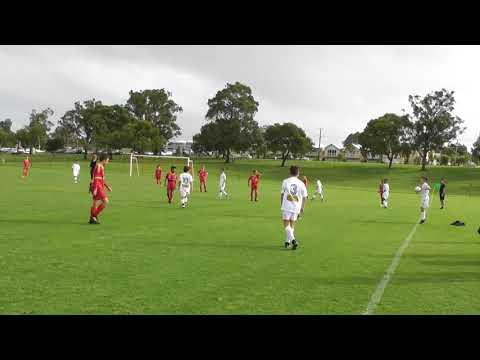 Perth Glory vs Stirling Lions (NPL U13) Second Half