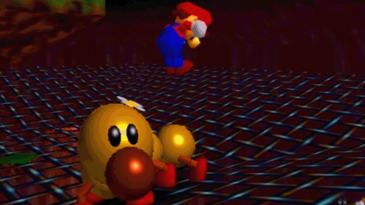 Super Mario 64 Ep 19 Wiggler S Red Coins