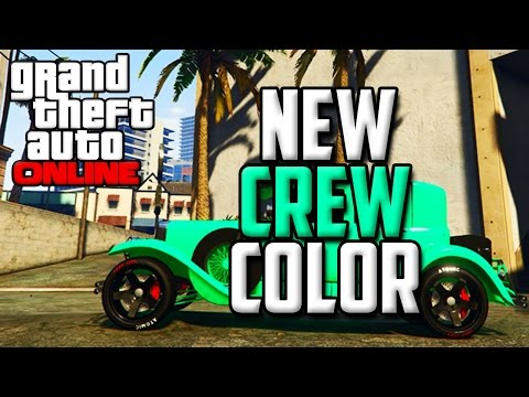 how to create a crew in gta 5