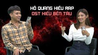 Hồ Quang Hiếu lần đầu vừa hát và rap live nhạc phim HIẾU BẾN TÀU cười không nhặt được mồm