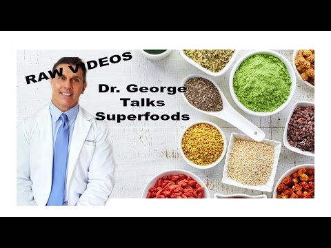 Superfood with Dr. George Kosmides