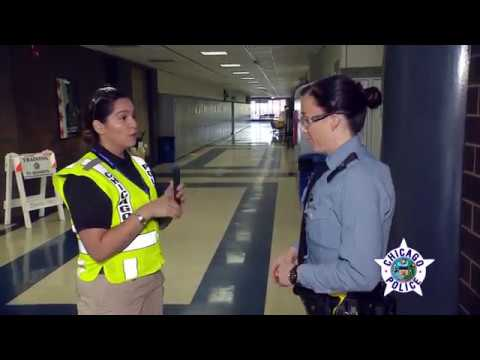CHICAGO POLICE RECRUITMENT 60 SECOND