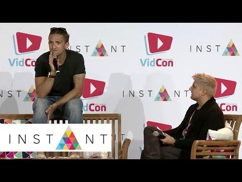 Casey Neistat On David Dobrik, Beme, Finding His Voice, Digital Media & More | VidCon 2017 | INSTANT