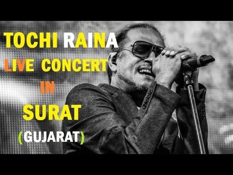 UNPLUGGED | EKTARA | TOCHI RAINA IN SURAT (GUJARAT) LIVE CONCERT