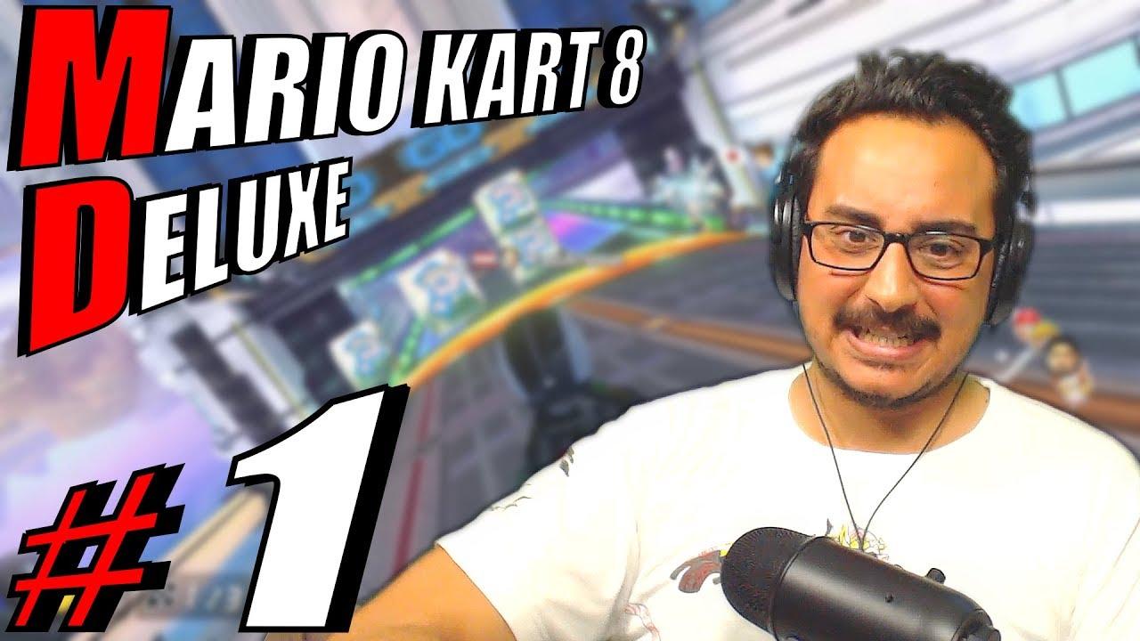 Mario Kart 8 Deluxe - Türkçe #1 - Switch - Vuran Vurana